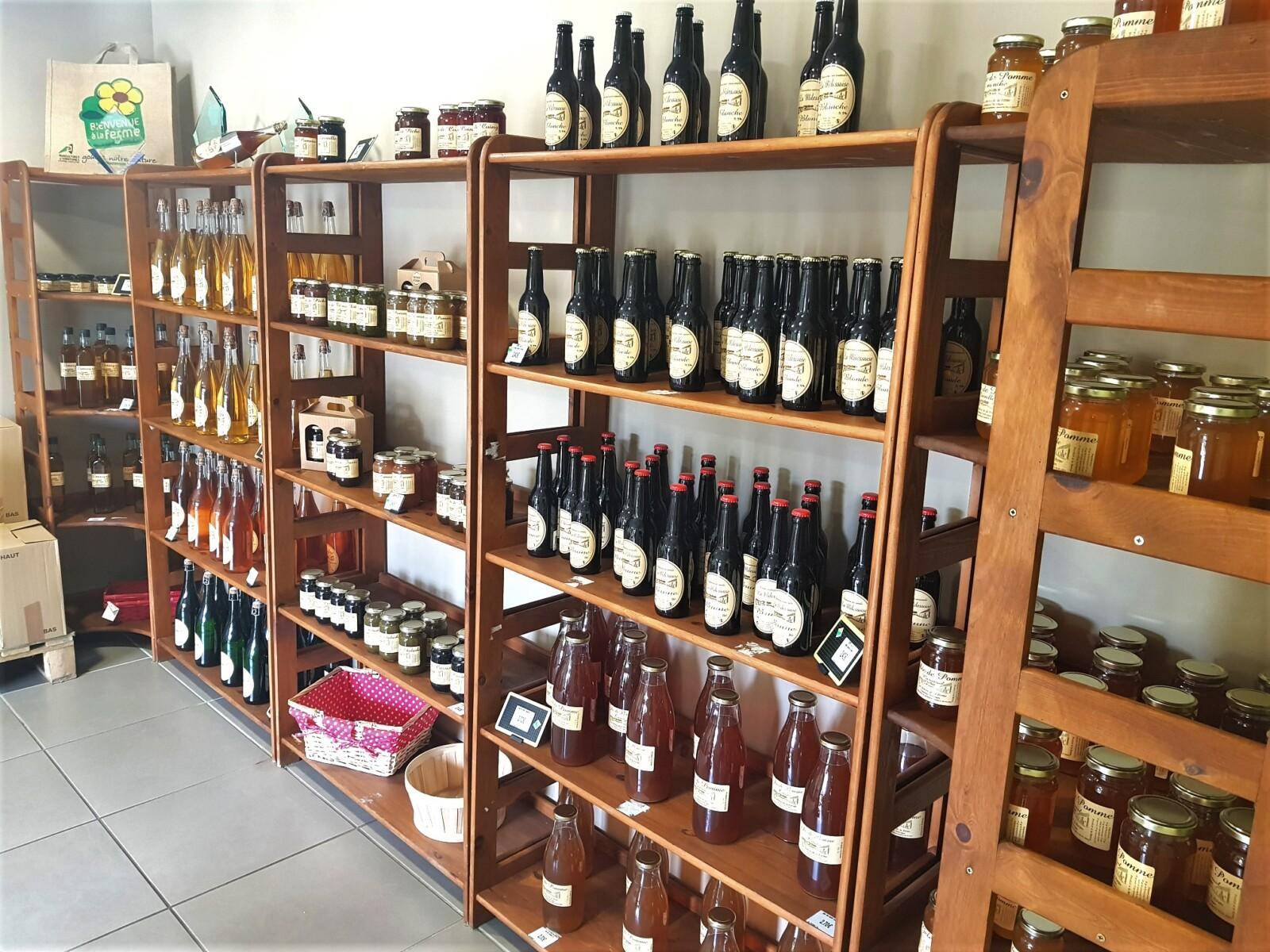 Les Delices De La Ferme Bieres Artisanales Sarthe 103656327 1607471836121094 2968885267370629075 N 1