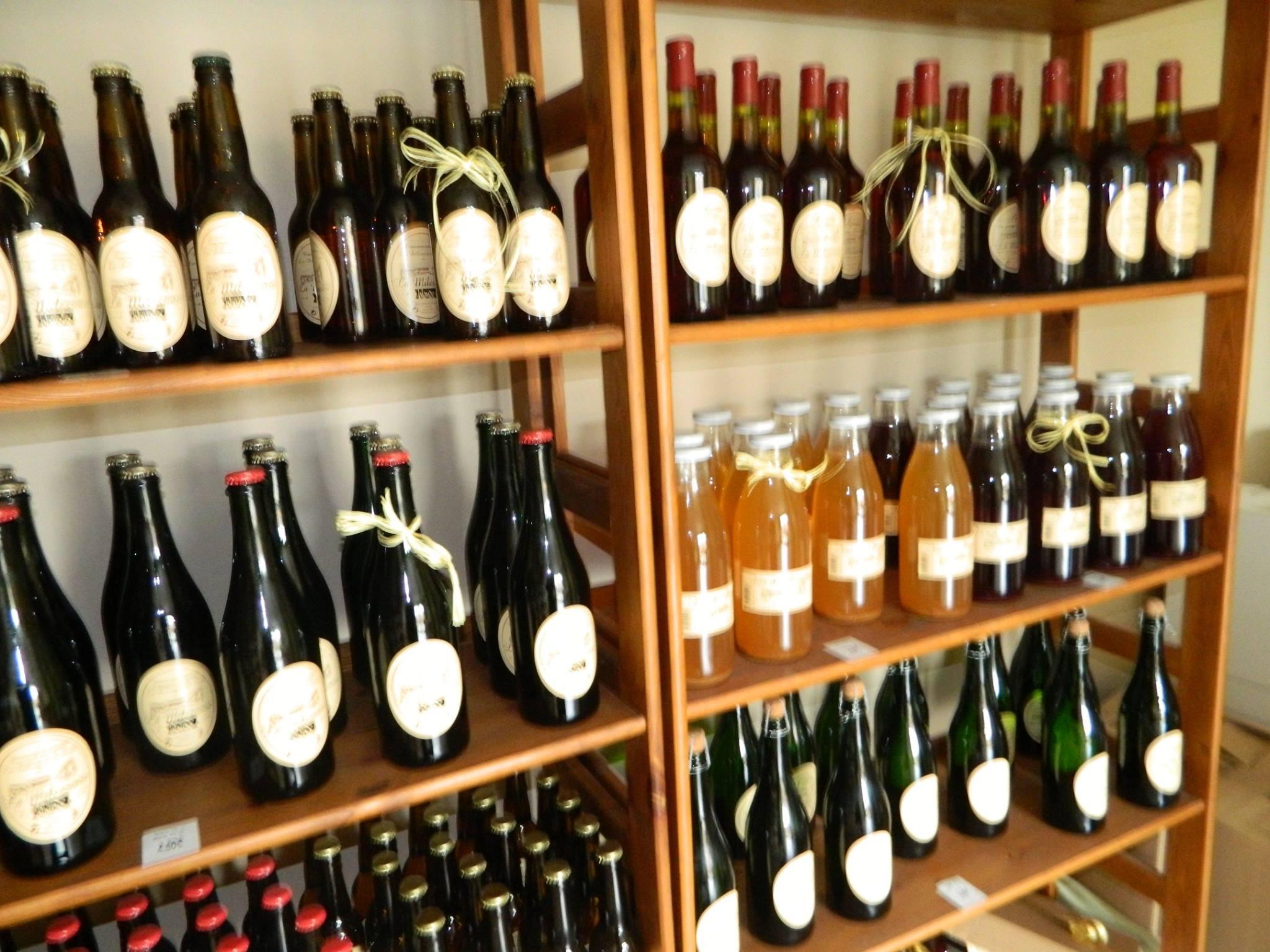 Les Delices De La Ferme Bieres Artisanales Sarthe 10845715 320800101454947 2374753857509405781 O